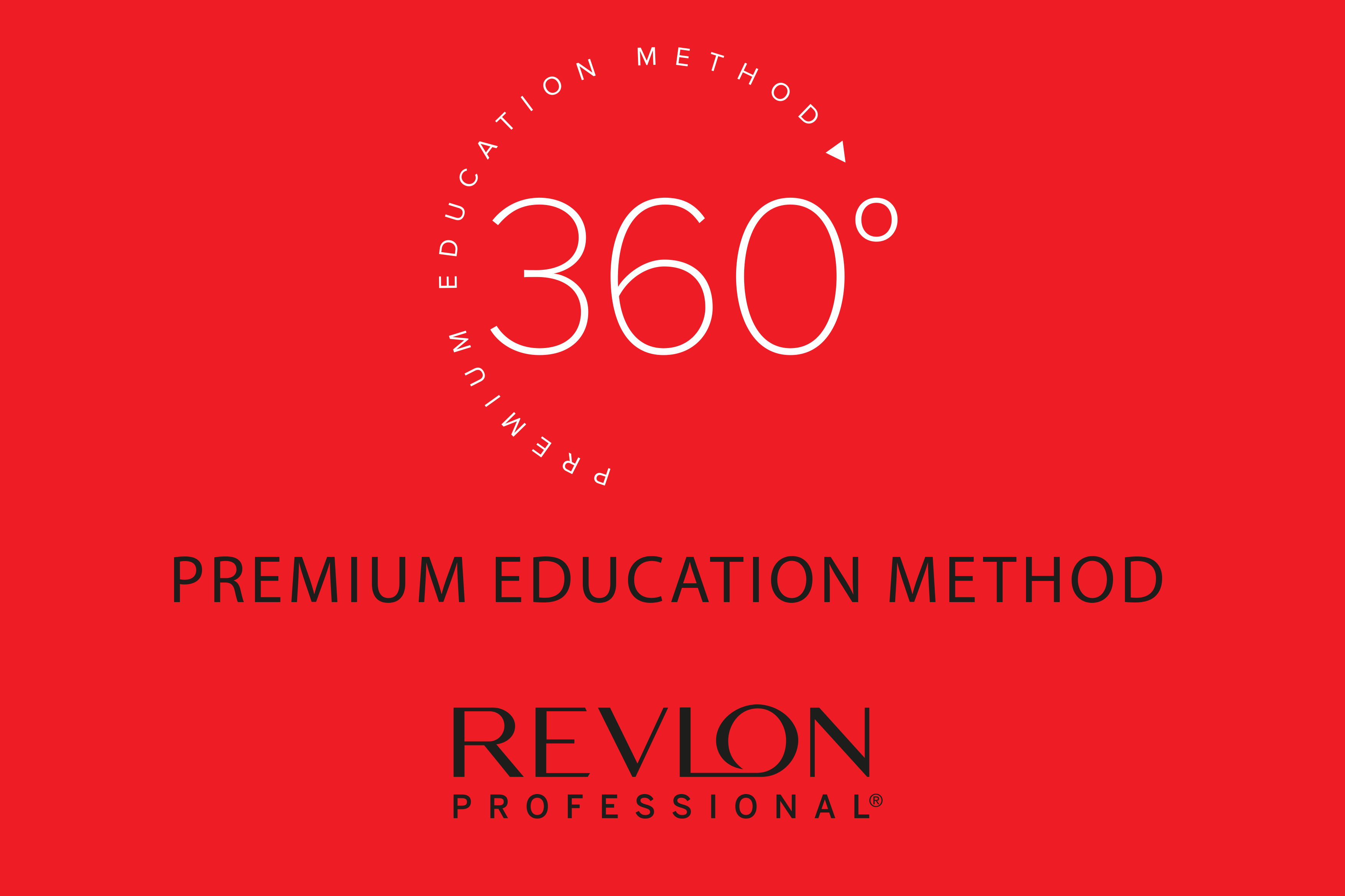 Školenie PREMIUM EDUCATION METHOD REVLON PROFESSIONAL 360˚