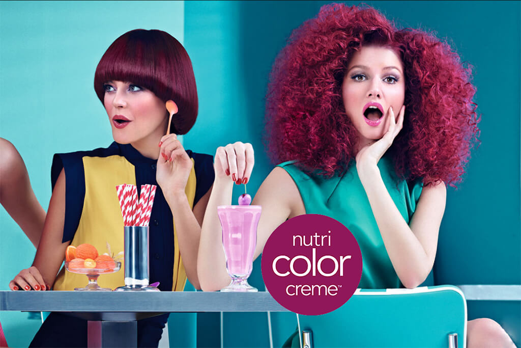 Osviež svoju farbu s Nutri Color Creme!