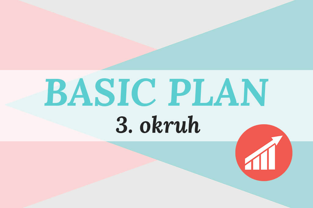 Základný kurz – BASIC PLAN 4. okruh – MARKETING
