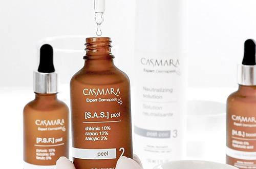 Chemické peelingy Expert Dermapeels Casmara