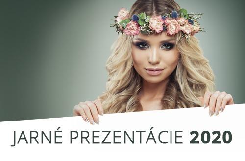 Jarné prezentácie kozmetických NOVINIEK 2020 – PRESUNUTÉ