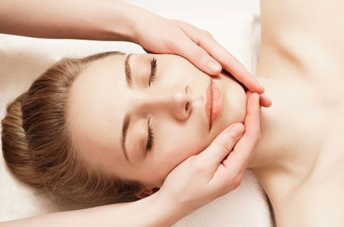 Power Hyaluronic & selenitová masáž