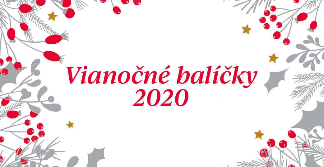 Vianočné balíčky 2020